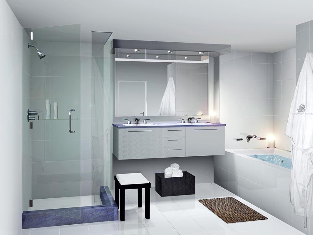 Bathroom Design Colors Property Bathroom Color Schemes To Excite Your Creative Side  Ocean .